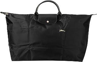 ロンシャン(LONGCHAMP) ボストンバッグ 1625 619 001 ル・プリアージュ クラブ ブラック 黒/ベージュ [並行輸入品]