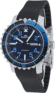 Fortis Gents-Wristwatch Aquatis B-42 Marinemaster Day/Date Blue Analog Automatic 670.15.45 K