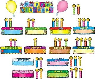 Carson Dellosa Birthday Cakes Bulletin Board Set (110038)
