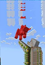 Ravager vs. Iron Golem - Minecraft, The Bad & Incredible Book (Cool ebook) of Minecraft
