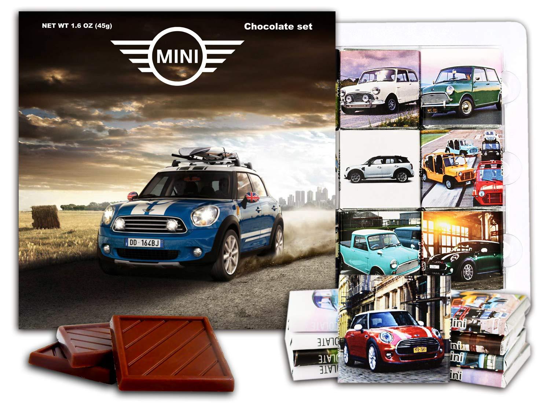 DA CHOCOLATE Max 42% OFF Candy Souvenir Limited time trial price MINI Chocolate 1 5x5in box Set Gift