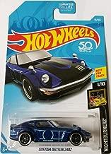 Hot Wheels 2018 Nightburnerz Custom Datsun 240Z 15/365, Blue