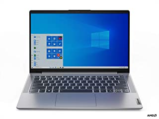 Lenovo Ideapad Laptop 5 14ARE05, AMD Ryzen 7 4700U, 14 Inch, 512GBSSD, 16GB, Integrated AMD Radeon Graphics, Win 10 Home, ...