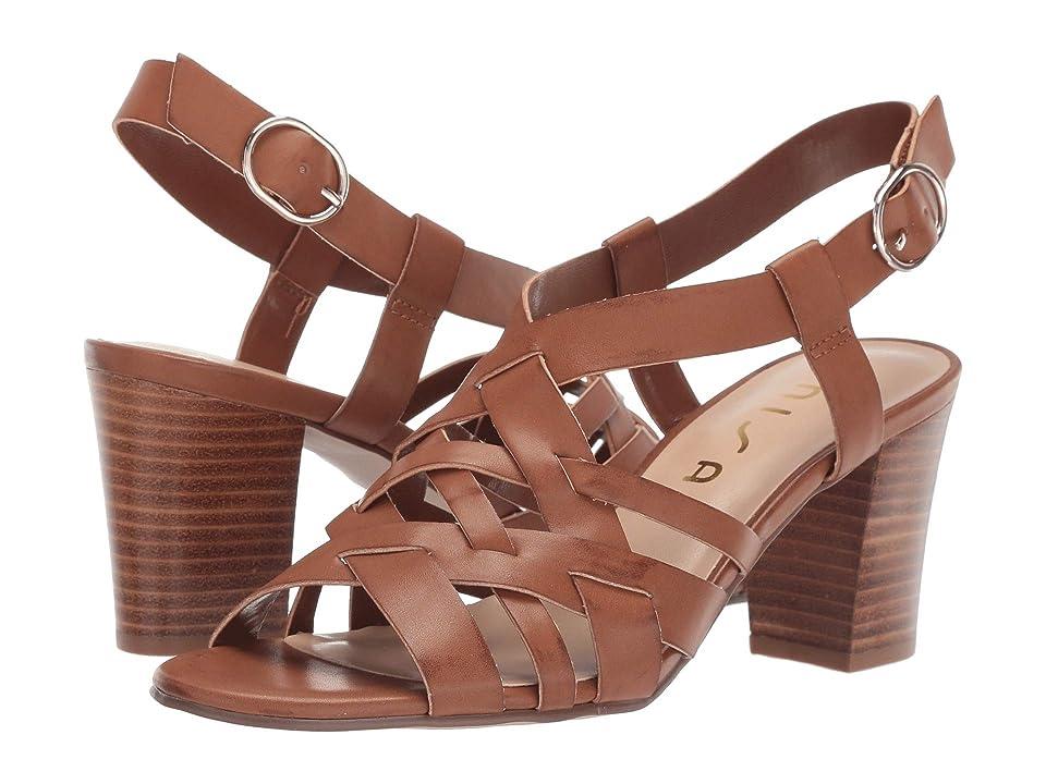 Unisa Paro (New Luggage) High Heels