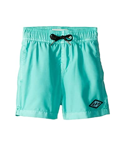 Billabong Kids All Day Layback Boardshorts (Toddler/Little Kids) (Foam) Boy