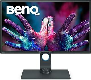 "BenQ 32"" Designer Monitor, 3840x2160 4K UHD, IPS, 100% sRGB, Hotkey Puck, Dual View, HDMI, DP, PD3200U"