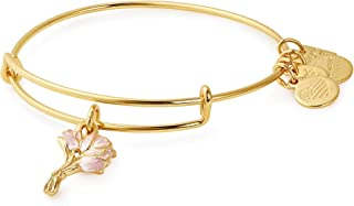 Alex and Ani Women's Charity by Design Pink Tulips Bangle