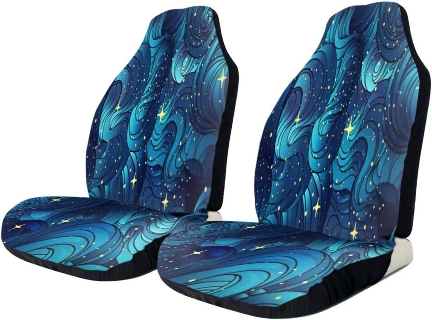 Cyloten Auto Car Seat Covers Art Bucket store Kansas City Mall for Spiraline Cover