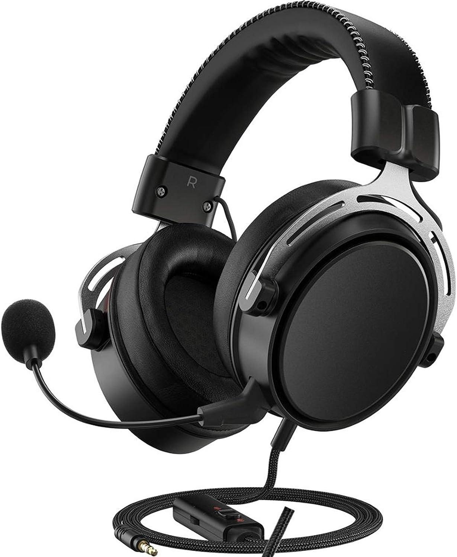 LILINGJIA Headphones San Antonio Mall Game Luxury Sound Wired