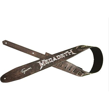 Eco-Leather Van Halen Guitar or Bass Strap