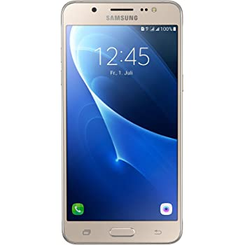 Samsung Galaxy J5 (2016) SM-J510F SIM Doble 4G 16GB Oro: Amazon.es ...