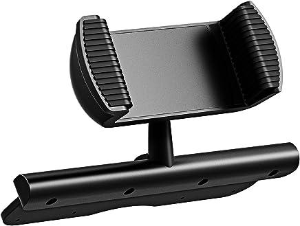 Soporte Móvil Coche para Ranura de CD de Coche,Mpow CD Slot Car Mount con Sostenedor 360 ° Rotación para iPhone X/8/7/7Plus/6 /6 Plus /6S/SE, iPod Touch, Nexus 4/5, HTC, Sansum, Huawei, Xiaomi, Sony y