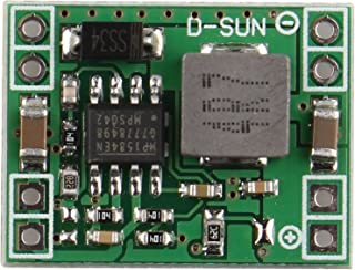 HALJIA Mini DC 6.5~28 V a DC 5 V mp1584 3 A DC-DC Módulo de alimentación Reductor