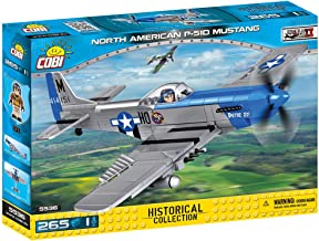 COBI Small Army - Historical Collection - North American P-51D Mustang Plane Building Kit
