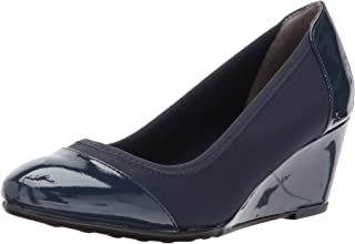Best navy blue wedge shoes Reviews