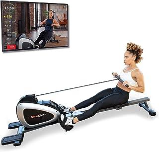 comprar comparacion Fitness Reality 1000 Plus - Máquina de remo magnética Bluetooth con ejercicios de cuerpo completo opcionales extendidos y ...