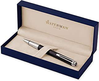 Waterman Perspective Black, Chrome Trim BP