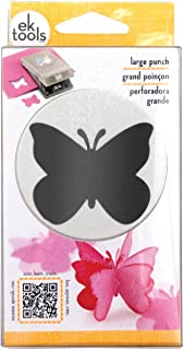 EK tools Butterfly Punch, Large, New Package