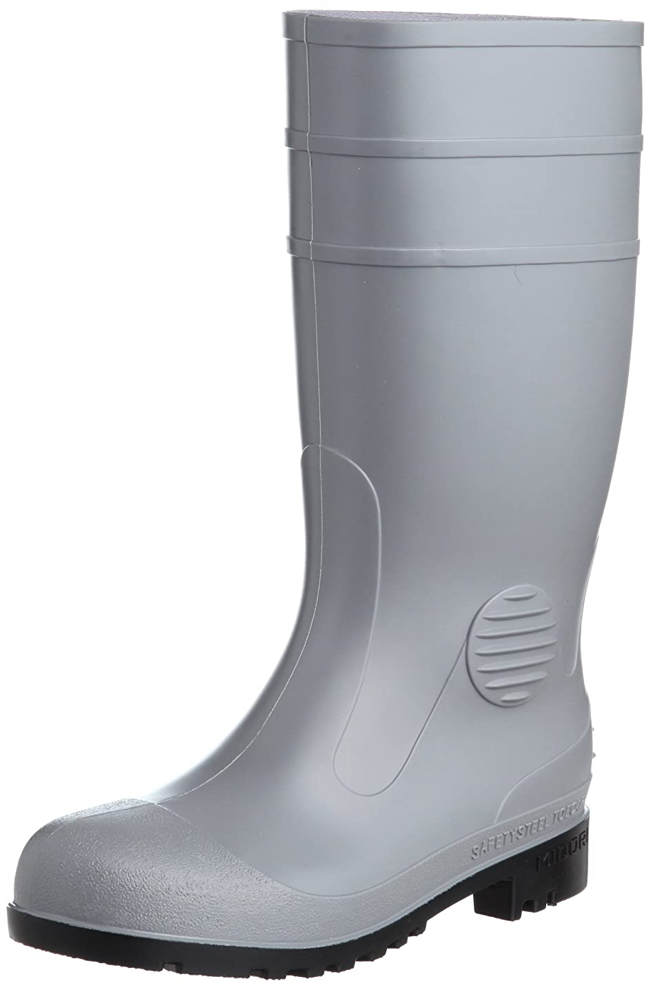 メディカル依存するほのめかす安全長靴 先芯入り ワークエース W1000