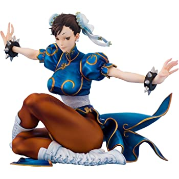 Fighters Legendary STREET FIGHTER III 3rd STRIKE 春麗 1/8スケール PVC製 塗装済み完成品フィギュア