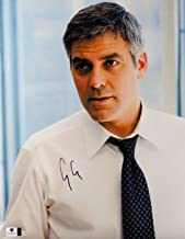 George Clooney Signed Autographed 11X14 Photo Michael Clayton Tie GV848523