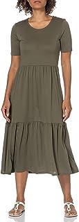 JdY kvinnor JDYDALILA FROSTY S/S DRESS JRS NOOS Ledig klänning