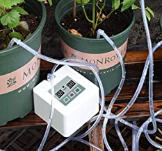 DIY Micro Automatic Drip Irrigation Kit - Houseplants Watering System Kit - Can Self Watering 10 Pots Fl - Automatic Watering for 30 Days on Business Trip - Clear Illustrated Instructions with Video