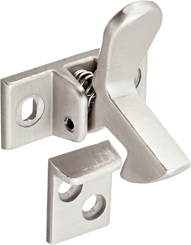 Slide-Co 244691 Product Cabinet Door Elbow Catch Nickel Satin Plated Over item handling ☆