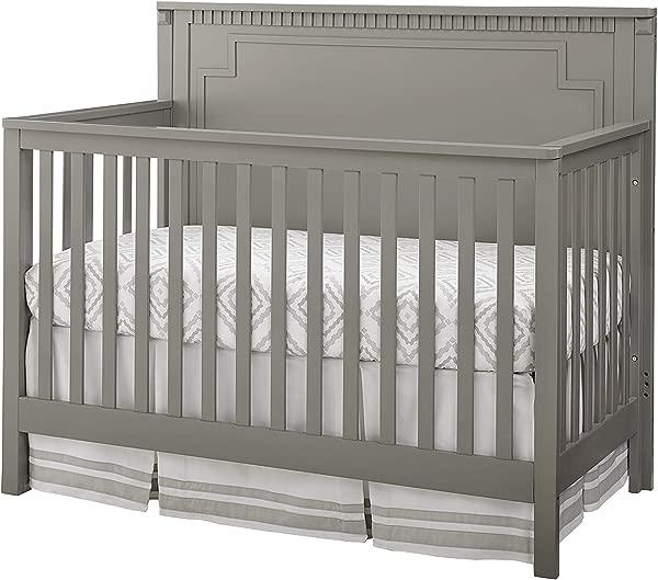 Imagio 婴儿金刚砂 4 合 1 可转换面板婴儿床灰色