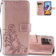 Asdsinfor Galaxy Note 20 Ultra Case Stylish Advanced Wallet Case Credit Cards Slot with Stand for PU Leather Shockproof Fl...