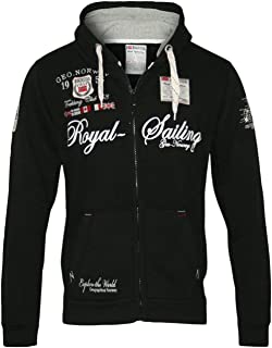Geographical Norway Sweat Geographical Norway Fighter Gn106h-1 Noir