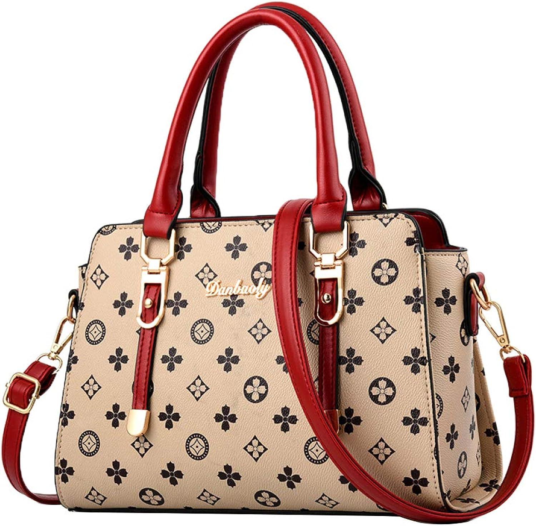 LAIDAYE Qualität Weibliche Weibliche Weibliche Tasche, Damen PU-Mode Große Kapazität Handtasche Messenger Schulter Reisen B07JRB4VS7  Kunde zuerst ce7e93