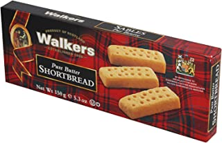 Walkers Classic Shortbread Fingers - 5.3 oz (Limited Edition)