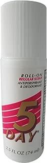 Numark Deodorant Roll-On, Regular, 2.5 Ounce
