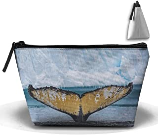 Portable Travel Humpback Whale Tail Fin Storage Pouch Cosmetic Toiletry Bags Organizer Travel Accessories