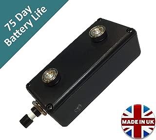 Black Vox Voice Activated Digital Audio Recorder Internal Mic