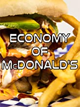 The economy of McDonald's