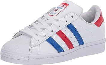 Amazon.com: adidas superstar red white blue