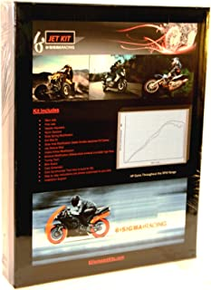 Yamaha YFB250 Timberwolf YFB 250 cc ATV Custom Carburetor Carb Stage 1-7 Jet Kit