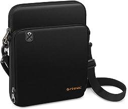 "FINPAC 11 Inch Tablet Sleeve Case, Briefcase Shoulder Bag for 11"" iPad Pro 2020 & 2018, 10.2"" iPad 2019, 10.5"" iPad Air 2019, 10.5"" iPad Pro 2017, Microsoft Surface Go 2, Galaxy Tab, Black"