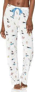 PJ Salvage Women's Loungewear Playful Prints Pant