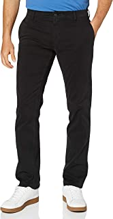 BOSS Mens Schino-Regular D Regular-fit Chinos in Brushed Stretch Cotton