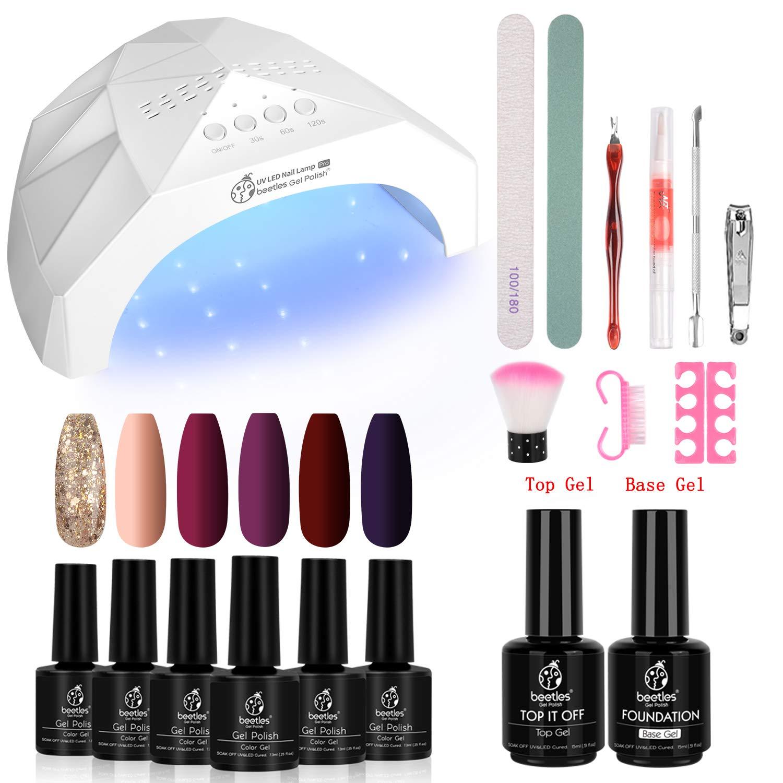Gel Polish Manicure Essentials Christmas