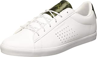 11230b4a2f Le Coq Sportif Women's's Agate Optical White/Olive Night Trainers