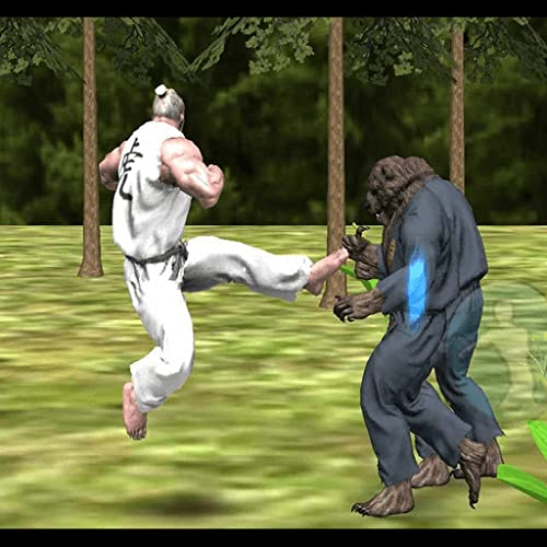 Ultimate Street Fight 2021 - Immortal Fighting Combat