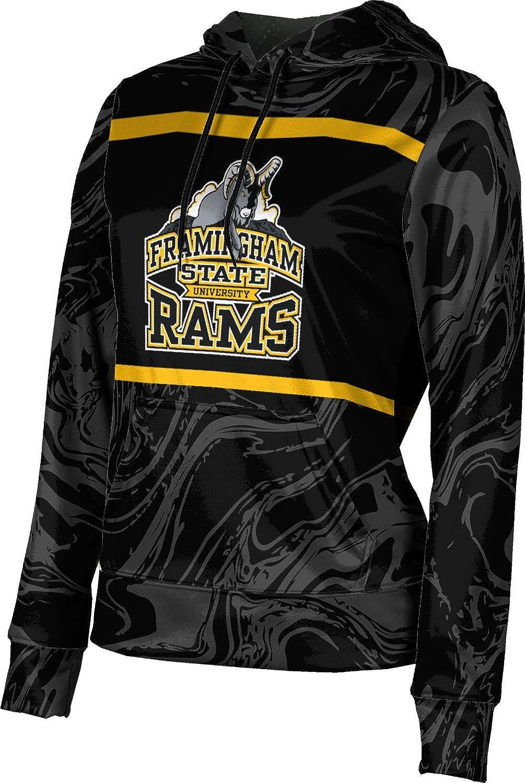ProSphere Framingham State University Girls' Pullover Hoodie, School Spirit Sweatshirt (Ripple)