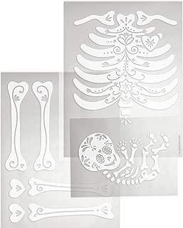 DIY Iron-on Transfer Skeleton: Full Body, Upper Body, Torso only, or Maternity Skeleton (1)
