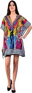 Best kaftan short dress Reviews
