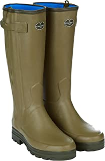 Le Chameau Men's Chasseur Neoprene Lined Boots