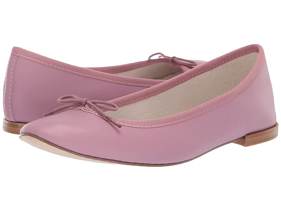 Repetto Cendrillon (Purple Calfskin) Women